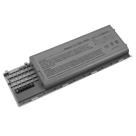 Battery For Dell D620 Series