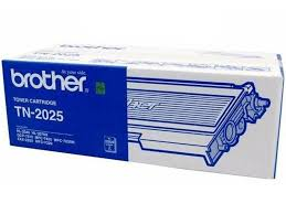 Brother toner cartridge TN2025 BLACK