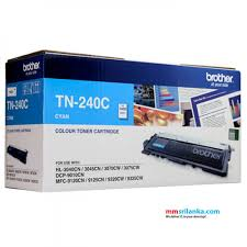 Brother toner cartridge TN240 CYAN