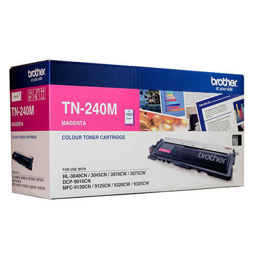 Brother toner cartridge TN240 MAGENTA