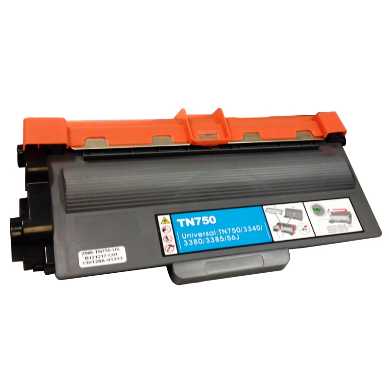 Brother Compatible Black Toner Cartridge TN3350/TN750