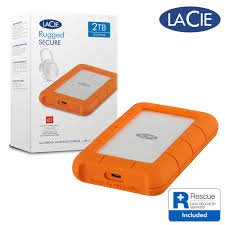 Seagate LaCie STFR2000403 Rugged SECURE 2TB